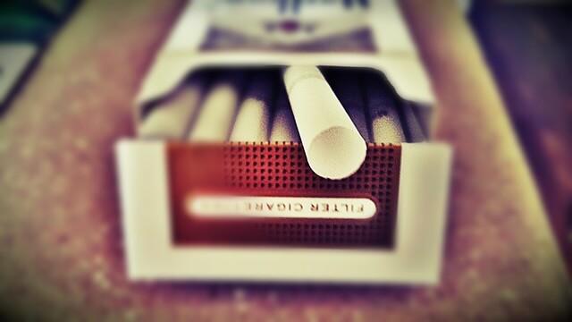 Paczka papierosów
