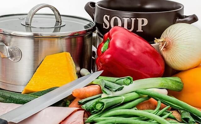Przyrządy do gotowania