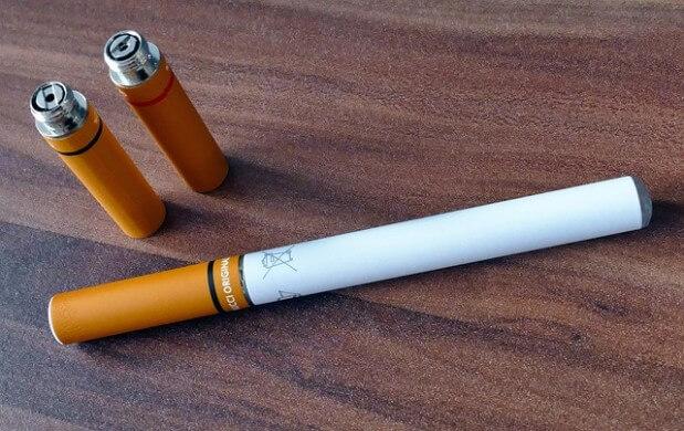 elektroniczny papieros i wkłady do niego