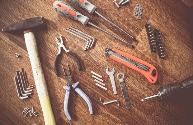 narzędzia przydatne przy remoncie