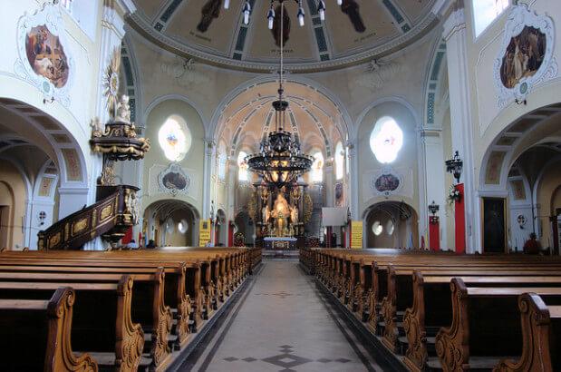 Kościół sw. Anny w Nikiszowcu