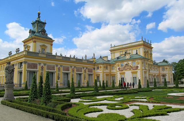 Pałac Jana III Sobieskiego w Wilanowie