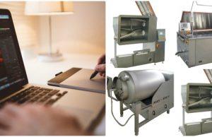 projektowanie maszyn spożywczych