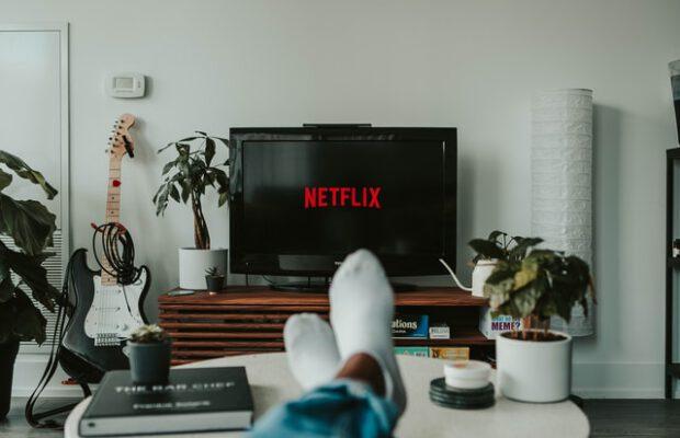 Telewizot z netfliksem