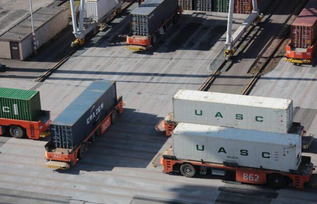 rozplanowanie logistyczne pojazdów